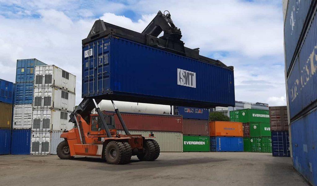 SMT Crane Cargo