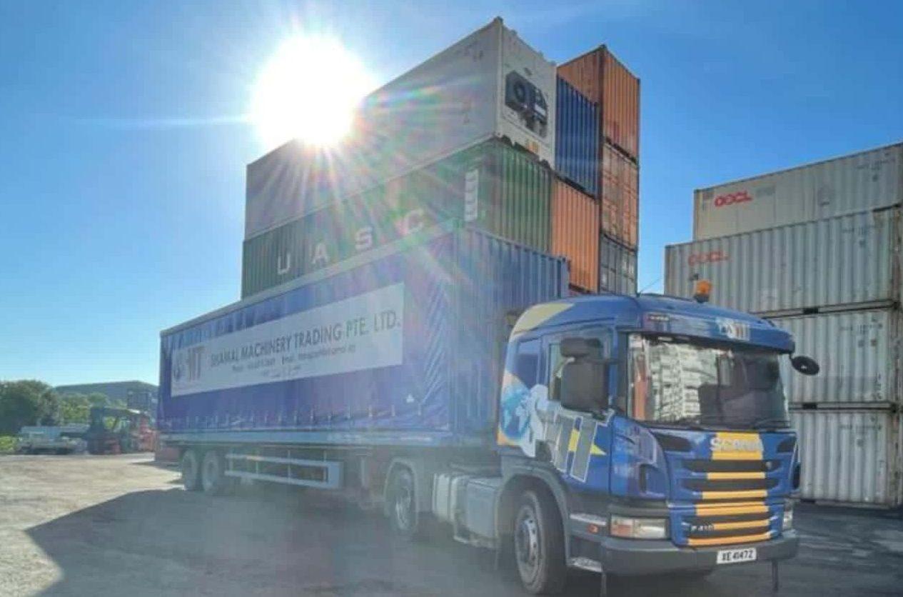 Shamal Machinery Trading Transportation